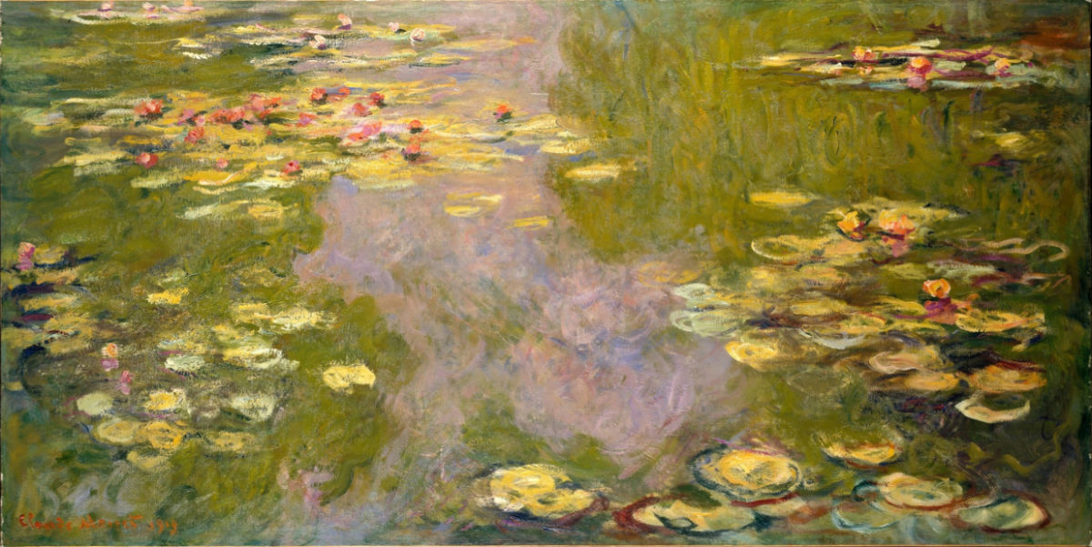 Ninfee di Claude Monet